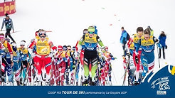 2019/2020 Tour de Ski | Best Of | FIS Cross Country