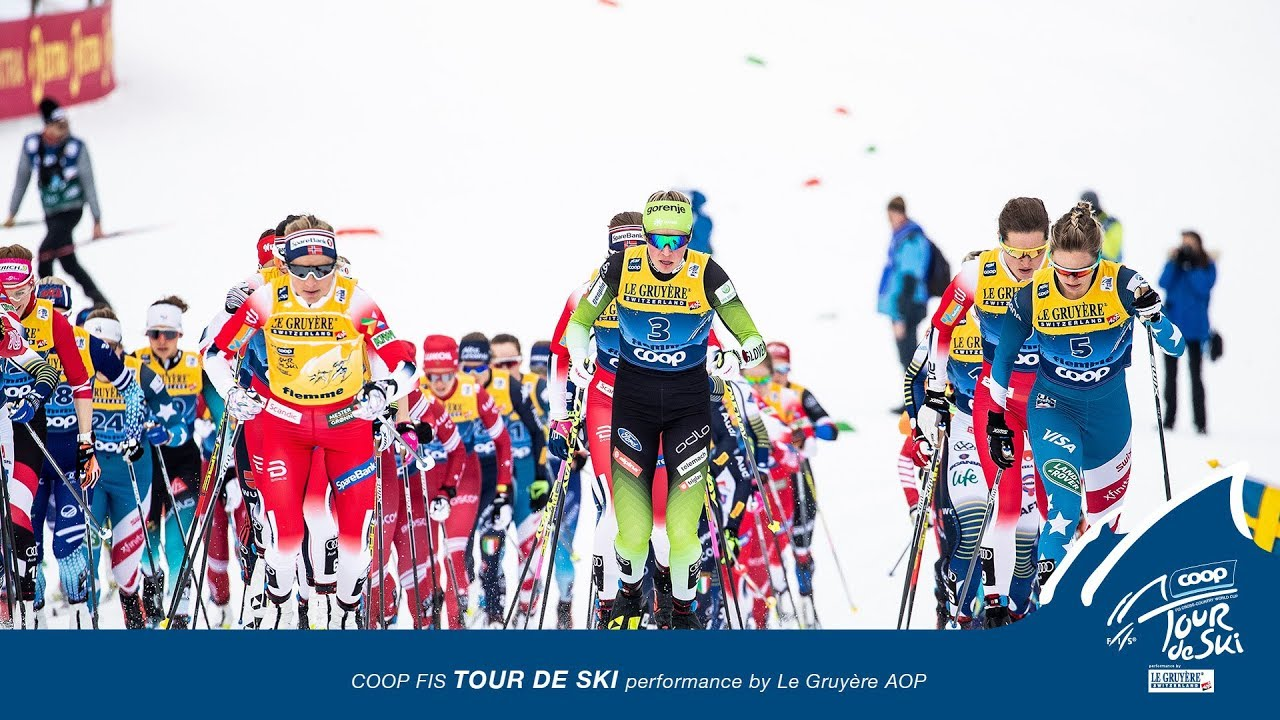2019 2020 Tour De Ski Best Of Fis Cross Country Youtube