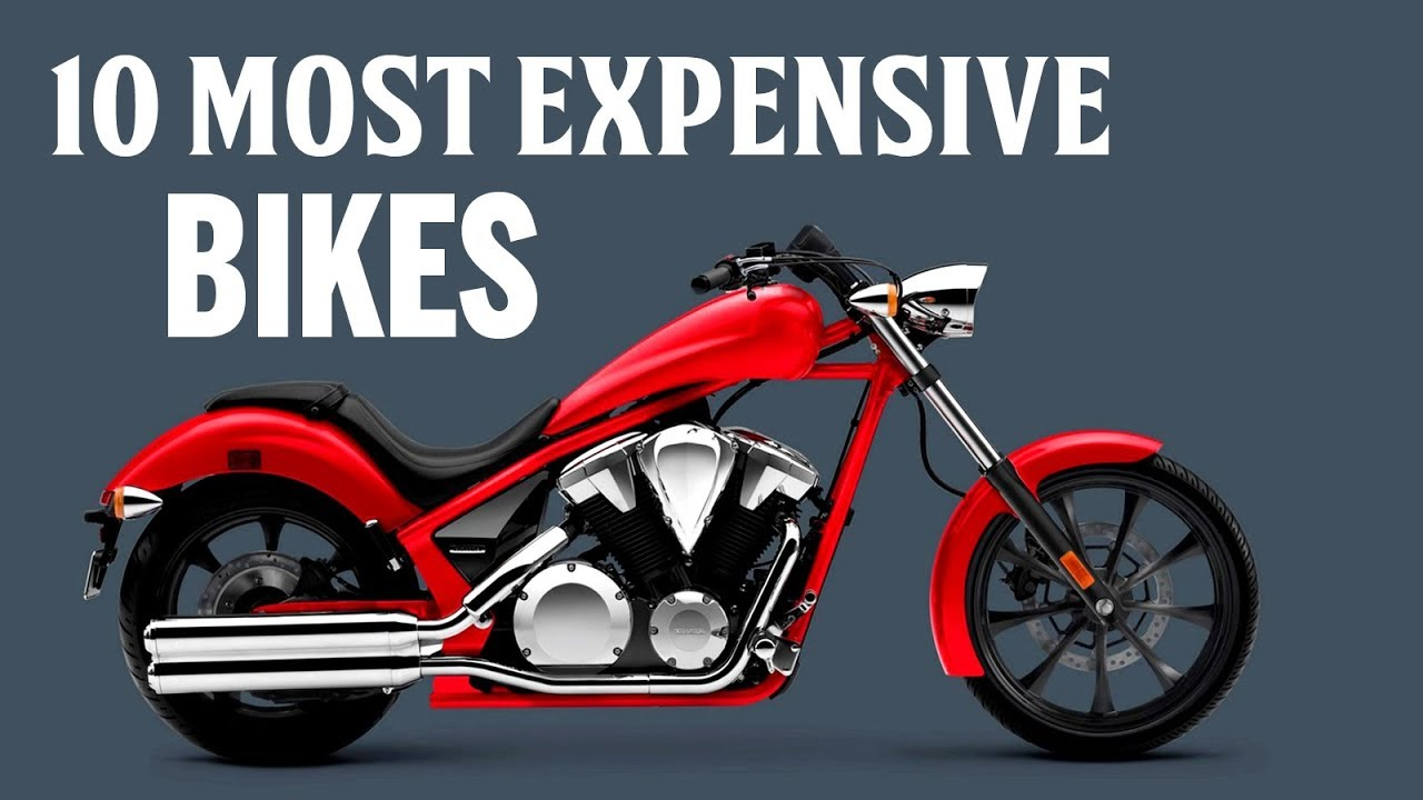 Top 10 Most Expensive Bikes In The World Youtube