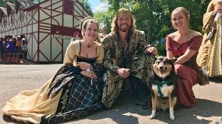 Kita Goes to The Shire — Dog Friendly PA Ren Faire | Circus Stella | Adamo Ignis