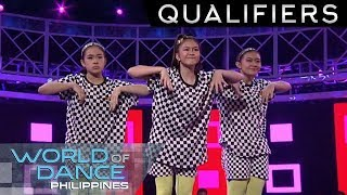 World Of Dance Philippines: Gtweens - The Qualifiers | Junior Division
