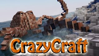 "Minecraft | Crazy Craft 2.0 - OreSpawn Modded Survival Ep 185 - ""POOH BLOWS UP"""