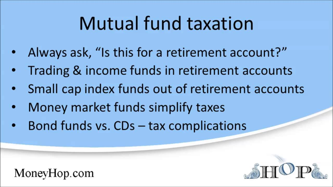 An Advantage Of Investing In Mutual Funds Is That They
