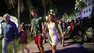 Новогодний салют в Майами. Видал получше