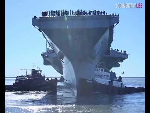 USS Gerald R  Ford  Why China and Russia Fear America s New Ford Class Aircraft Carriers