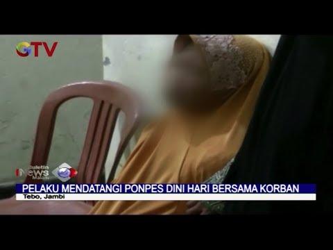 Diduga Depr3si, Ibu di Jambi Nekat B*nuh Anak Kandung - BIM 04/02