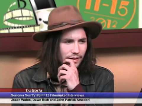 "Rick Love, Jason Wolos, Dawn Rich And John Patrick Amedori ""Tratorria"" At The Sonoma"