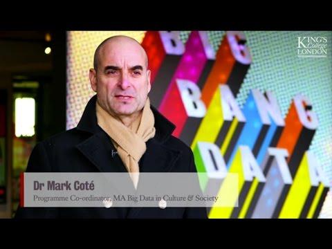 MA Big Data in Culture & Society