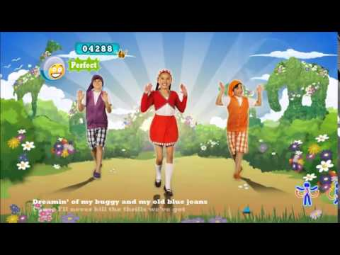 Just Dance Kids 2 Crocodile Rock