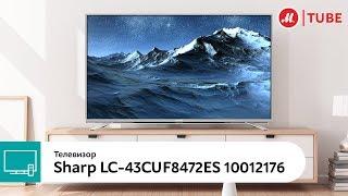 Обзор телевизора Sharp LC-43CUF8472ES