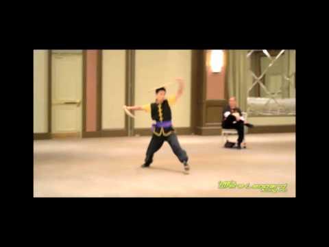 Evan Gan/ Derek Loh - Double Sticks & Kwon Do