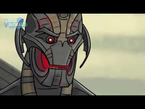 Como Debio Terminar  El Trailer de Los Vengadores La Era de Ultron Audio Latino by RodoUltimaate