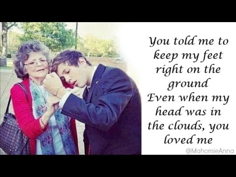 Austin Mahone - Not Far (Song For Mema) Lyrics