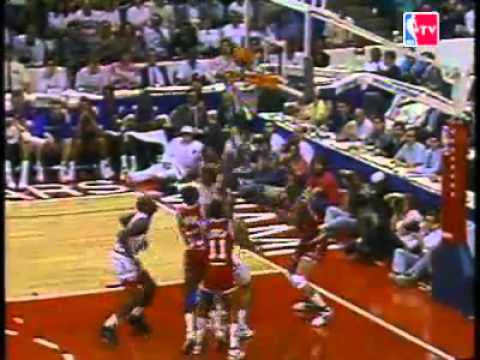 Top 10 Plays of the 1990 Nba All-Star Game