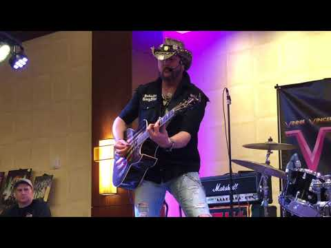 Tears of fire Ron Keel Acoustic