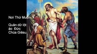 Hiệp Thông 14 Chặng Đàng Thánh Gía với Chúa Giêsu _ 5 Phút