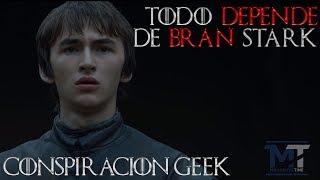 """""""Brandon Stark, Titiritero del Tiempo"""""""