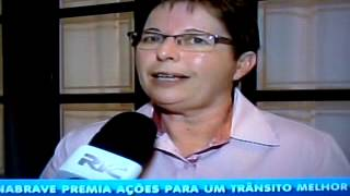 Márcia Pontes - RIC RECORD Blumenau - 4º Prêmio Fenabrave