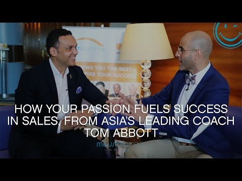 Tom Abbott - How Your Passion Fuels Success in Sales - Passion Sundays