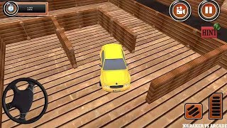 Puzzle Car Parking: Escape the Maze 2 | Parking in the Maze Games Simulator 2018  - Android GamePlay