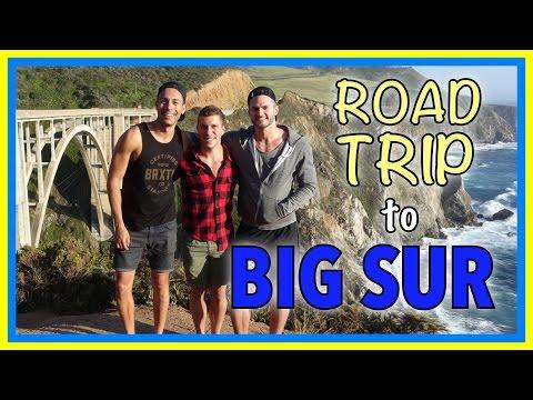 ROAD TRIP TO BIG SUR!