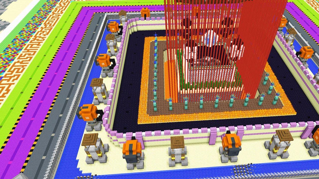 The World U0026 39 S Safest Minecraft House     World Record