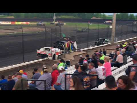 Hancock County Speedway 6-22-18