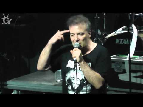 JELLO BIAFRA & GSoM - Full Concert (HD) from Athens 16/10/2012