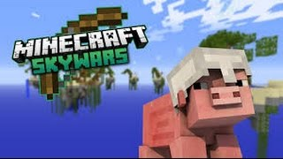 Minecraft-SkyWars Normal -#1- Toma Por Hacker