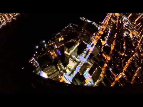 VERY 1ST B.A.S.E. JUMP OFF NYC'S WTC FREEDOM TOWER