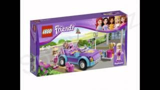 LEGO Friends КАБРИОЛЕТ МИИ(, 2016-06-06T12:20:18.000Z)