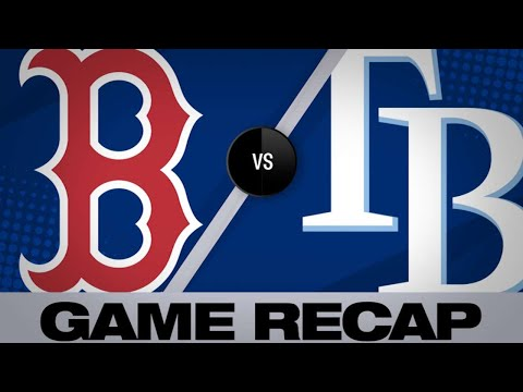 Betts, Moreland hit back-to-back HRs in win - 4/19/19