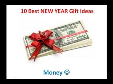 10 Quick New Year Gift (Present) Ideas