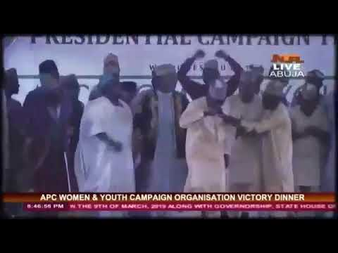 Download EL MUAZA LIFE PERFORMANCES AND DINNER AT THE SAME TIME IN VILLAH WITH GMB MUHAMMAD BUHARI