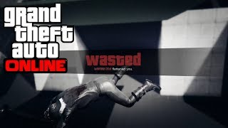 Grand Theft Auto 5 - Short Clips | Outta Nowhere!