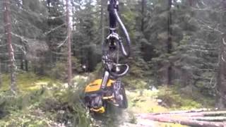 Robot Tree Cutter
