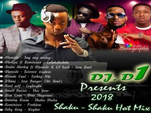 Dj Dee 1 Hot Shaku Shaku Mix