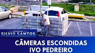 Ivo Pedreiro Ivo the Bricklayer Prank Câmeras Escondidas 28 07 19