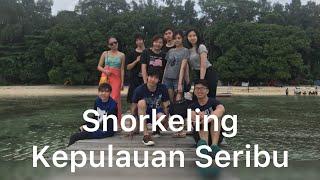 Snorkeling (New Year Trip) - Kepulauan Seribu