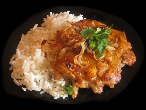 CRAZY EASY CHICKEN CURRY - Edwardian Era British Indian Cuisine