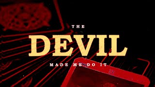 Electric Gypsy - The Devil Made Me Do It (Official Lyric Video)