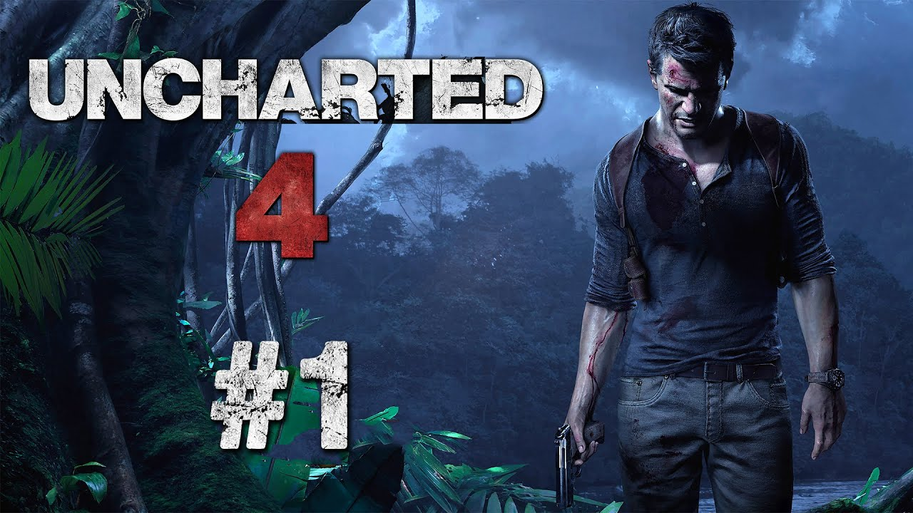 Uncharted 4 LetS Play German