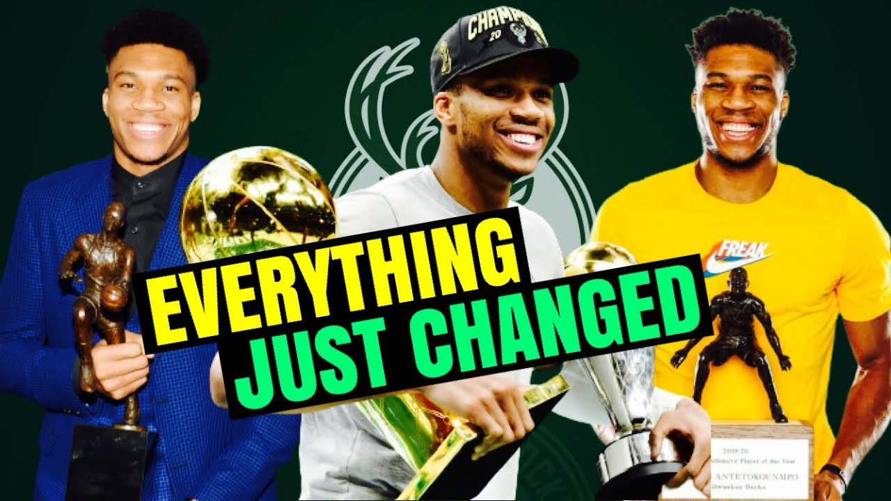 Giannis' Legacy in Perspective…