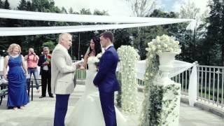 Оформление свадьбы. Выездная регистрация. Residence Hotel & SPA в Репино.