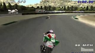 Game №50 - (PS1) Castrol Honda Superbike Racing