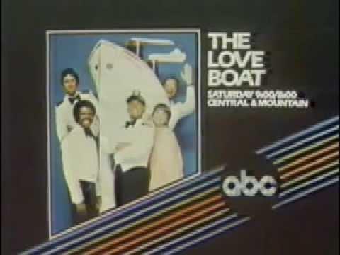 Love Boat/Fantasy Promo Ernie Anderson Impression