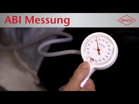 DRACO | ABI Messung