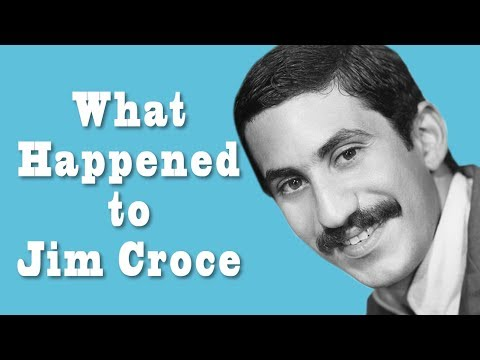 What happened to JIM CROCE?