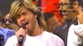 "GEORGE MICHAEL and Diana Ross""I wanna know what love is"" - a tribute 1963-2016"
