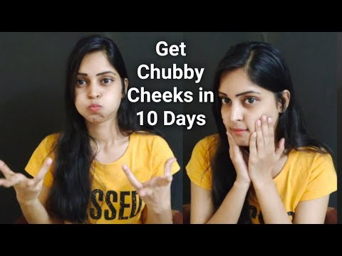 How To Get Chubby Cheeks In Telugu Buggalu Peragalante Em Cheyali Tips To Increase Cheeks Youtube